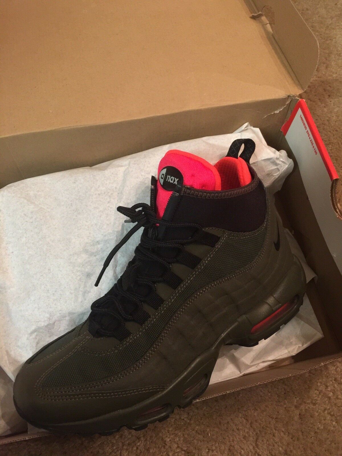 air max 95 sneakerboot  Cheap and fashionable