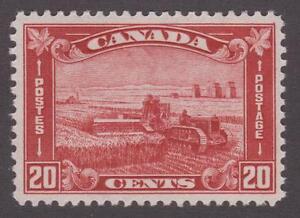 """Canada 1930 #175 King George V """"Arch/Leaf"""" Issue (Harvesting) MNH F-VF"""