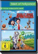 Wolkig mit Aussicht auf Fleischbällchen + Planet 51 - 2 DVD - NEU&OVP