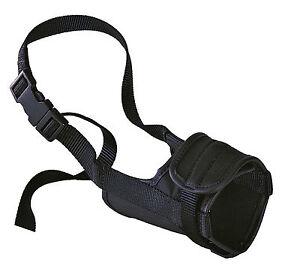 Caja-De-Seguridad-Ajustable-Acolchada-Perro-Bozal-Para-Todos-Los-Tamanos-Y-Boxer-De-Ferplast