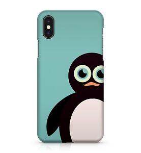Cartone animato antarctica pinguino blu eyed sea uccello adorabile