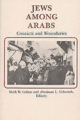 Jews Among Arabs: Contacts and Boundaries by Darwin Press Inc (Hardback, 1989)