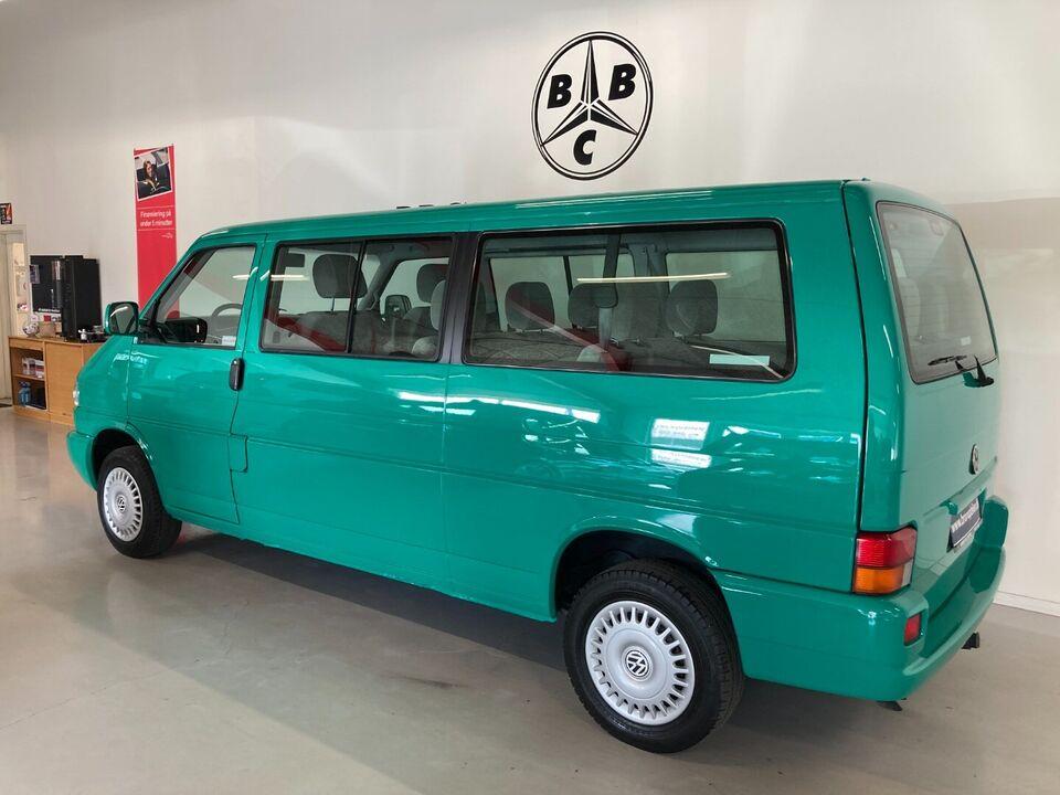VW Caravelle 2,5 TDi 102 10prs, Diesel, årg. 2001