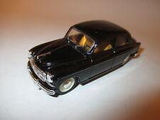 Fiat 1400 Diesel Limousine saloon in schwarz nero negro black, Brumm in 1:43!