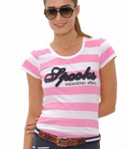 /%/% Spooks T-Shirt Damen Stripe Annalena /%/%