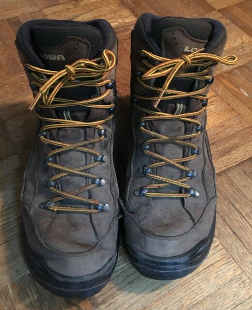 Lowa Renegade GTX Mid Forest//Dark Brown Men/'s Hiking Boots UK 8