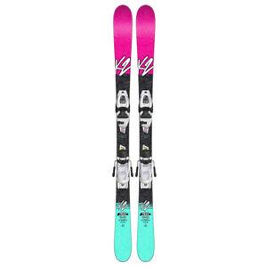 2018 K2 Missy JR 129cm Skis w/ Fastrak2 4.5 Bindings