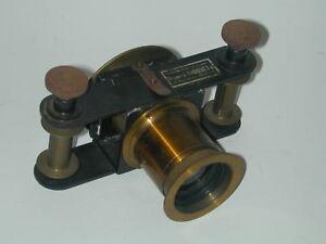 passe-vue-objectif-lens-pour-lanterne-projecteur-J-TOQUET-cine-cinema-rare