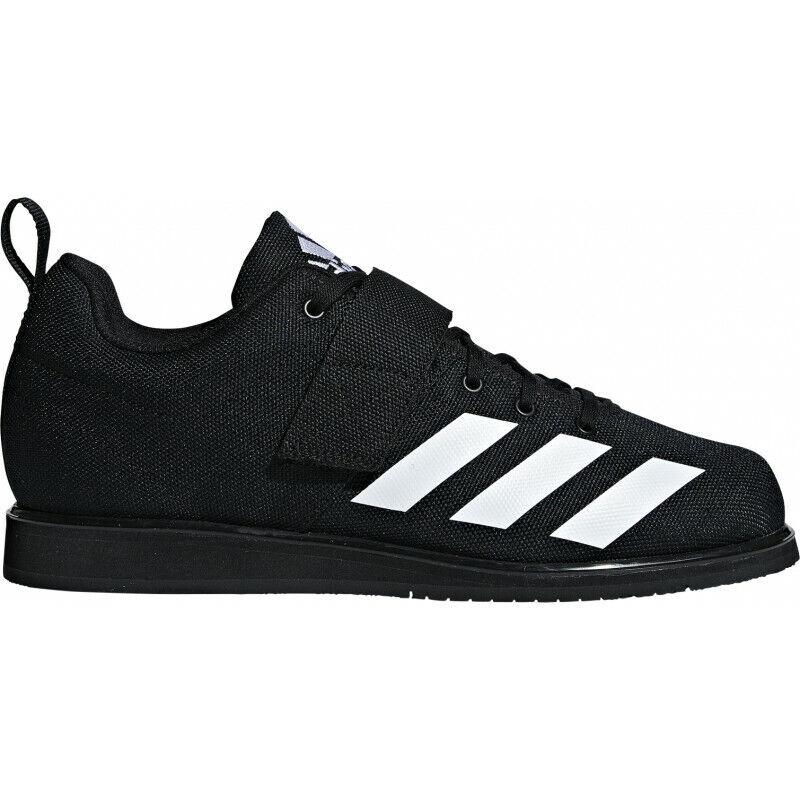 Mannens Adidas Powerlift 4.0 mannens Gewichtheffen Schoenen --zwart