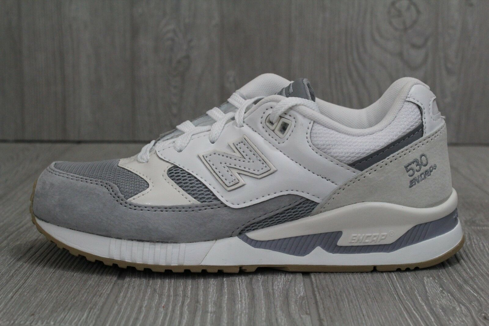 30 New Balance W530AB NB Classic 530 Summer Wave Steel/WEISS Schuhes 6.5 B