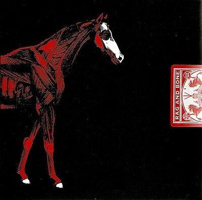 THE WHITE STRIPES Rag And Bone Vinyl Record 7 Inch XL XL 277 NME 2007 EX