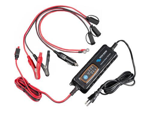 Victron Energy Automotive Cargador De Batería IP65 12V//4A resistente al agua de derrames de polvo