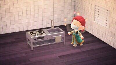 Animal Crossing New Horizon ACNH Rare - Open-frame Kitchen ... on Animal Crossing Kitchen Island  id=98422