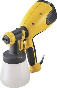 details about new wagner 0518050 hvlp outdoor power painter spray gun. Black Bedroom Furniture Sets. Home Design Ideas
