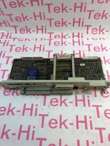 """Siemens Controller Board 6SN1118-0AA11-0AA0  6SN11140AA010AA0 /""""OVERNIGHT OPTION/"""""""
