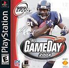 NFL GameDay 2004 (Sony PlayStation 1, 2003)
