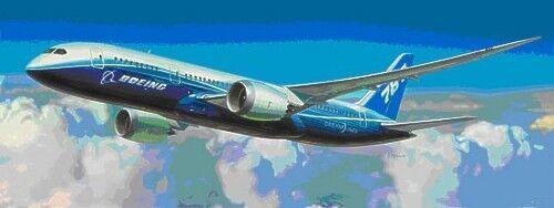 Zvezda 1//144 Boeing 787 Dreamliner # 7008
