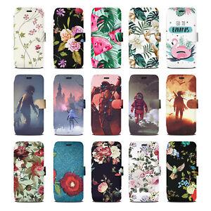 Mobiwear-Book-Style-Handy-Motiv-Tasche-Flip-Case-Huelle-Cover-HTC-U12