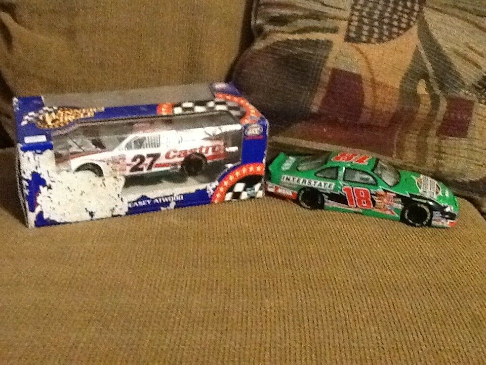 Winner's Circle Casey Atwood Castrol & Action Bobby Labonte Interstate