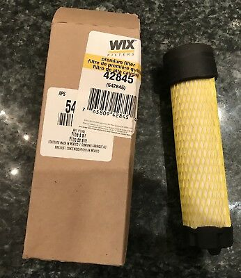 Pack of 1 42835-WIX WIX Filters 42835 Heavy Duty Air Filter