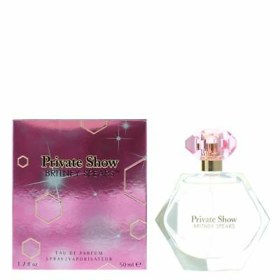 Britney Spears Private Show Eau de Parfum 50ml Spray Women's - NEW. EDP For Her