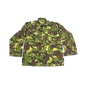 NEW Small Genuine British Army S95 DPM Camo Shirt
