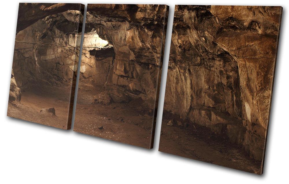 Cave System System System Mountain Altai  Landscapes TREBLE TELA parete arte foto stampa 6753a1