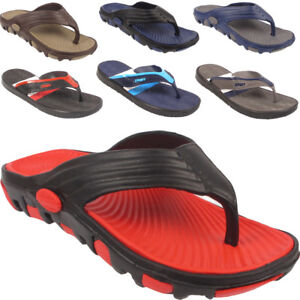 MENS-SUMMER-SANDALS-WALKING-SPORTS-HIKING-FLIP-FLOPS-SURFING-BEACH-SLIPPERS-UK