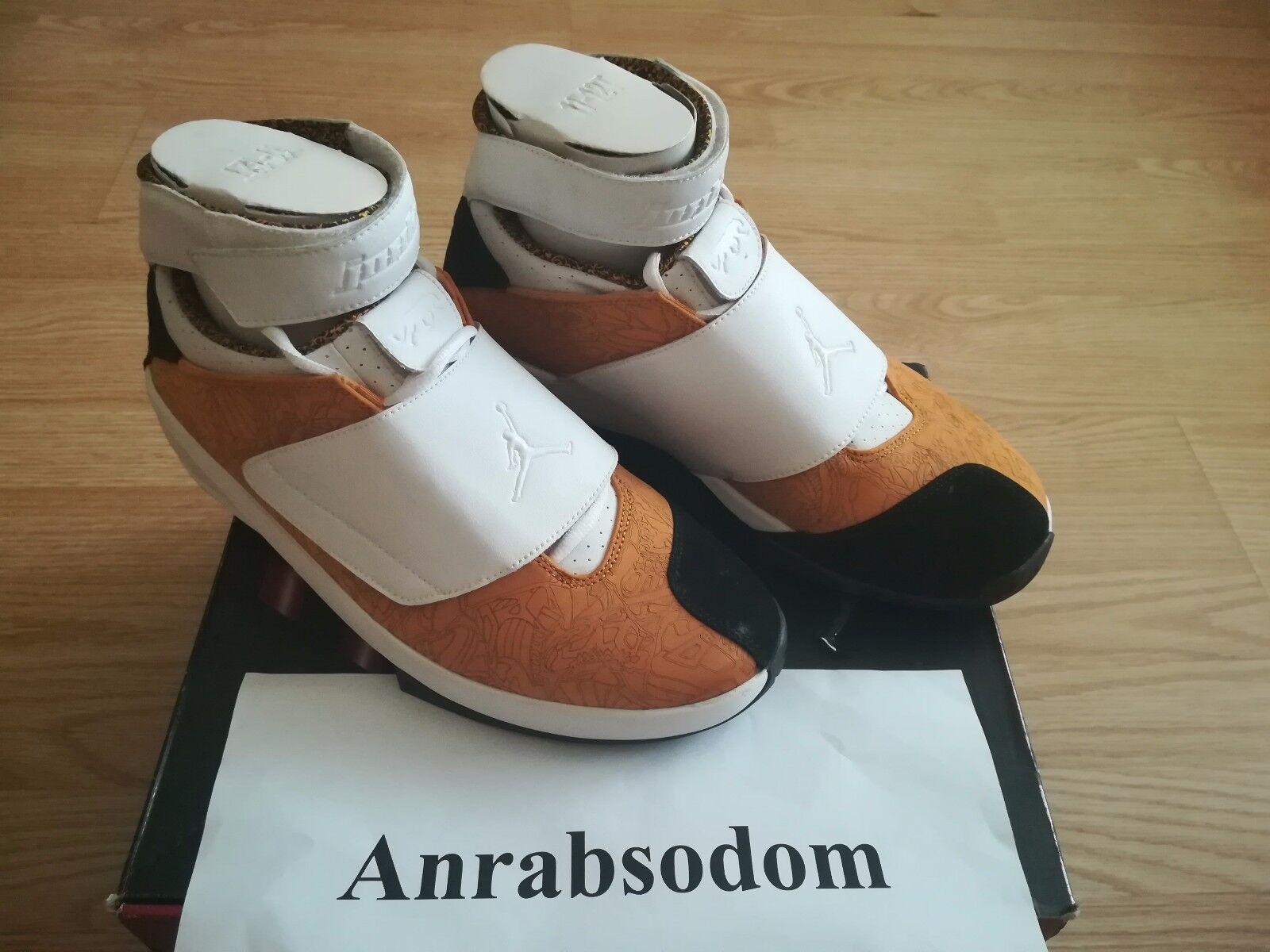 Nike Air Jordan XX 20 Chutney 2005 OG East Coast (310455 711) size: UK10-US11-EU