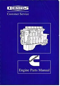 image is loading dennis-fire-engine-bus-coach-cummins-c-series-
