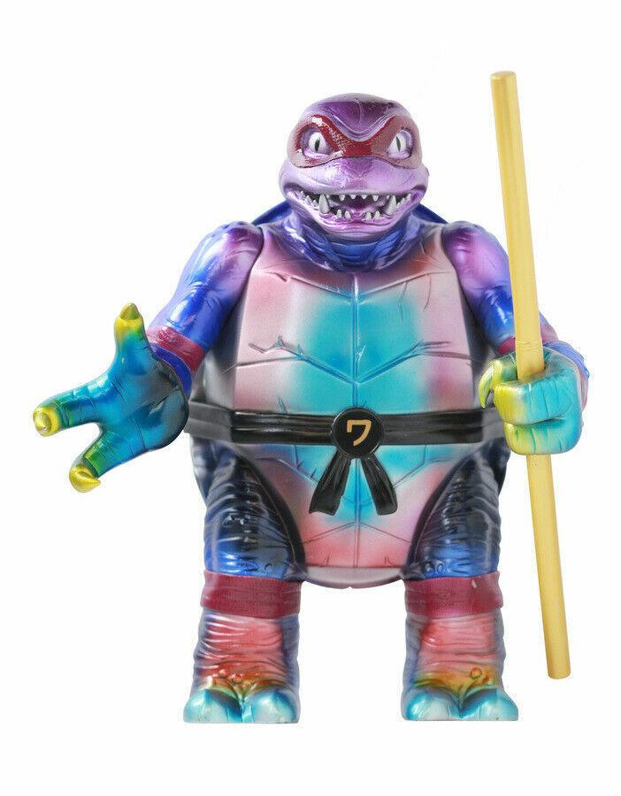 Nickelodeon  tortugas Ninjas Adolescentes Mutantes TMNT-Kaiju Donatello de 18 pulgadas de alto
