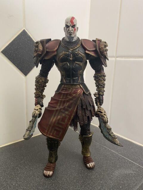 NECA God of War 2 Kratos Action Figure [Ares Armor, Version 1]