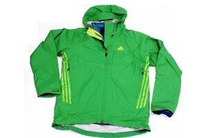 bbc5049a72d6b La imagen se está cargando Adidas-Terrex-Swift-3in-1-Climaproof-Prime-Verde-