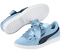 Turnschuhe Vikky Freizeitschuhe Sneaker 01 JrMädchen Puma Ribbon 367639 KJFc1Tl