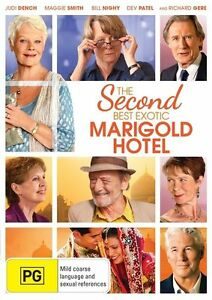 The-Second-Best-Exotic-Marigold-Hotel-DVD-Region-4-Judi-Dench-Richard-Gere