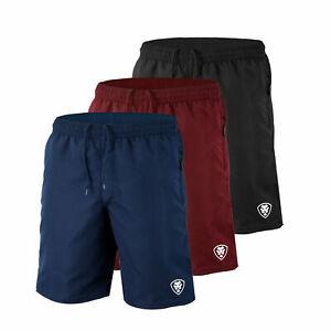 Para-Hombre-Shorts-de-natacion-Pantalones-Cortos-de-Natacion-Troncos-Traje-de-Bano-Playa-Verano