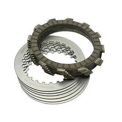 94-07 CR250 Tusk Clutch Kit Friction And Steel Plates cr250r cr 250 250r discs