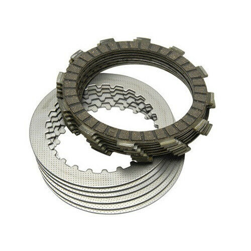 1986-1995 XR250R Tusk Clutch Kit Friction And Steel Plates xr250r xr 250 discs