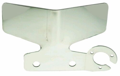 Maypole Stainless Steel Tow-Tekta Plate Single Electrics MP4437