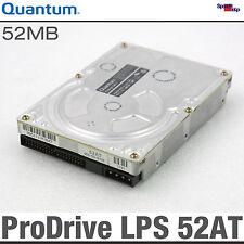 "IDE ATA HDD QUANTUM PRODRIVE LPS FESTPLATTE 8.89CM 3.5"" 52MB 52AT HARD DISK"