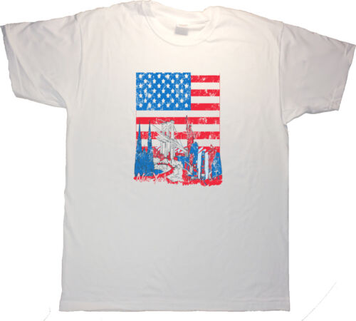 USA New York Graphic Kids T-Shirt