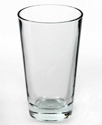 Mixing Glas Ersatzglas für PROFI  Cocktail Shaker ORIGINAL amerikanisches Glas !