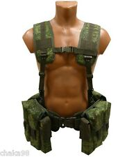 Russian Army Spetsnaz SMERCH-A Vest  Digital Flora!!