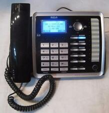 RCA ViSYS DECT 6.0 2-Line Corded Phone - Model: 25255RE2-A