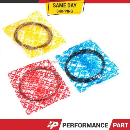 Piston Rings for 07-09 Nissan Cube Sentra Versa DOHC 16V MR18DE MR20DE