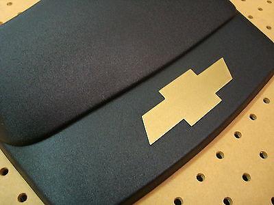 2007-2013 Chevrolet Silverado OEM Front & Rear Black Splash Guards Bowtie NEW