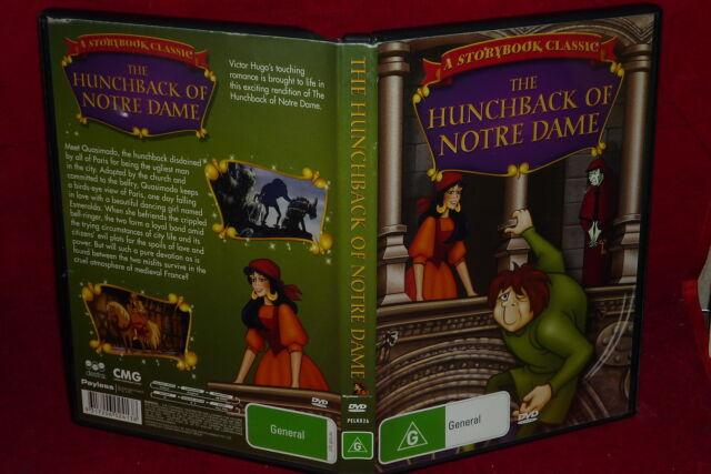 THE HUNCHBACK OF NOTRE DAME (DVD, G)
