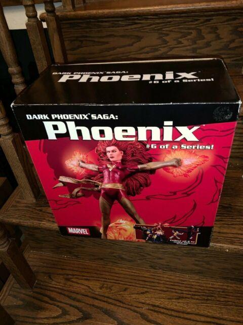Dark Phoenix Marvel Gallery X Men Sdcc17 Gamestop Diamond Select Toys For Sale Online Ebay