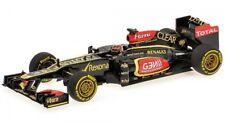 Lotus F1 Equipo Nº 7 Kimi Räikkönen Formal 1 Coche A Escala 2013