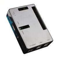 Pro Premium Case Box for Raspberry Pi 2 Model B Case Cover Enclosure Box ABS 1x